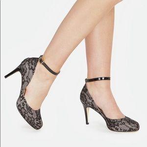 Justfab Lace Heels